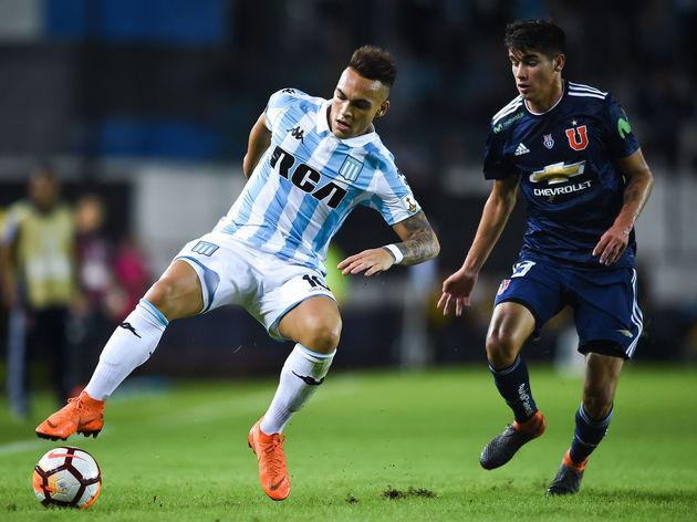 Racing Club v Universidad de Chile - Copa CONMEBOL Libertadores 2018