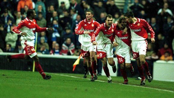 Rangers v Monaco