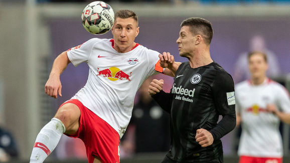 Willi Orban,Luka Jovic