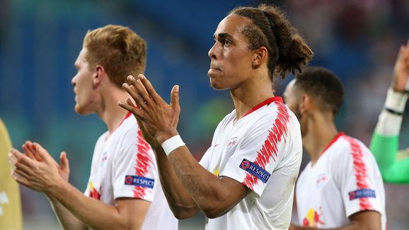 RB Leipzig v FC Salzburg - UEFA Europa League - Group B