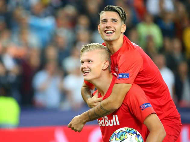 Napoli Planning To Raid Salzburg For Young Duo Erling Haaland And Dominik Szoboszlai 90min