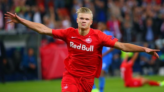 RB Salzburg v KRC Genk: Group E - UEFA Champions League