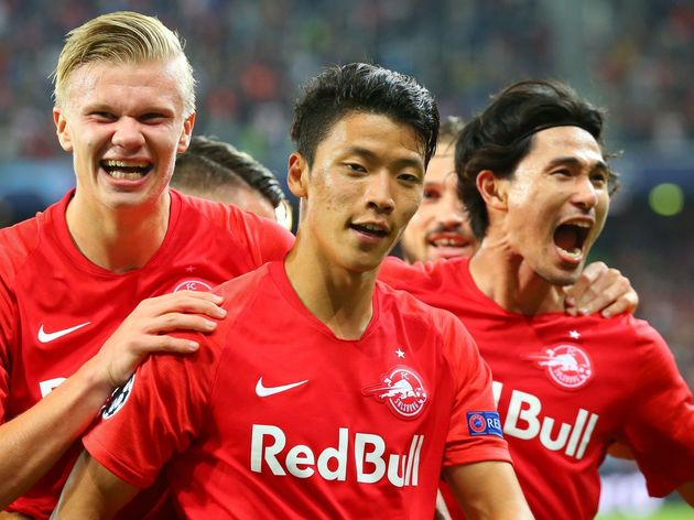 Leicester City Eye Summer Swoop for RB Salzburg's Hee-Chan Hwang ...