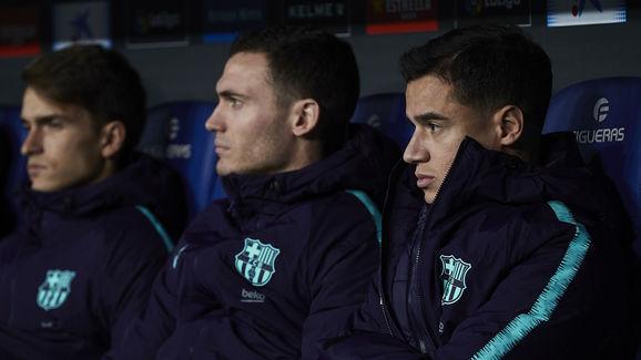 Thomas Vermaelen,Philippe Coutinho,Denis Suarez