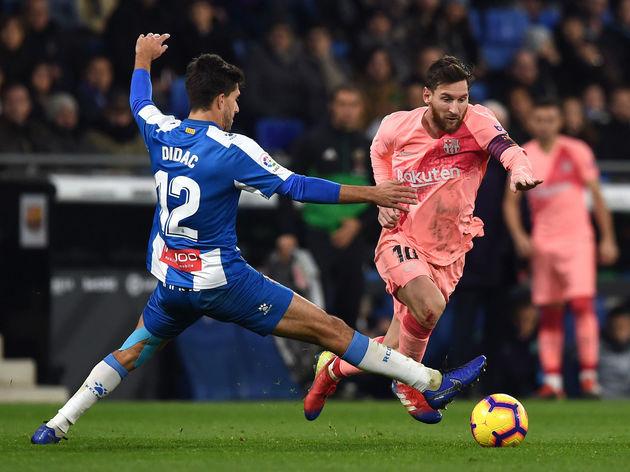 Lionel Messi,Didac Vila Rossello