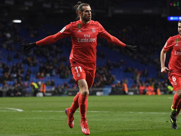 Gareth Bale,Nacho
