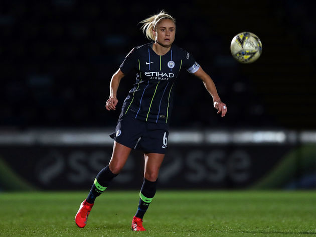 Reading Women v Manchester City Women - WSL