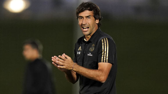 Raul Gonzalez, head coach