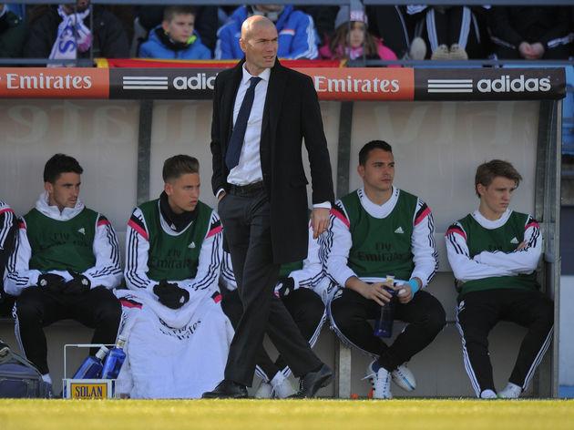 Zinedine Zidane,Martin Odegaard