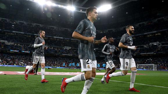 Sergio Reguilon,Karim Benzema,Gareth Bale,Vinicius Junior