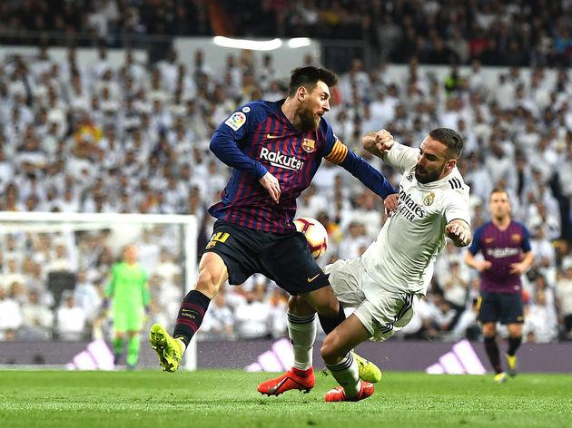 Lionel Messi,Daniel Carvajal