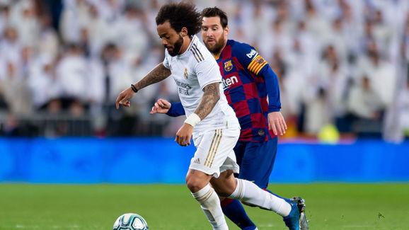 Marcelo, Lionel Messi