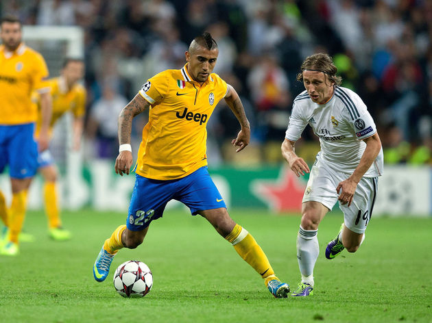 Real Madrid CF v Juventus - UEFA Champions League