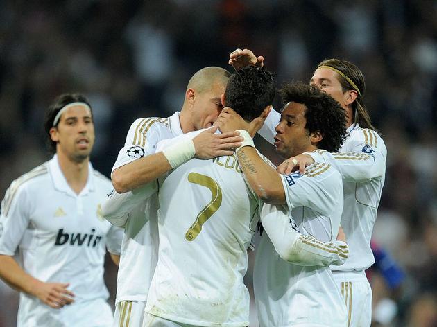 Real Madrid CF v PFC CSKA Moskva - UEFA Champions League Round of 16
