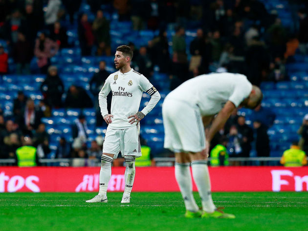 Sergio Ramos,Karim Benzema