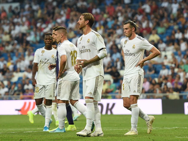 Sergio Ramos,Gareth Bale