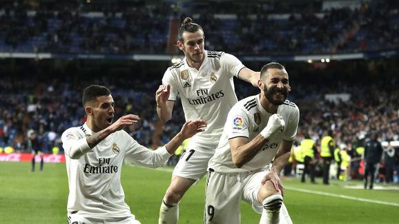 Karim Benzema,Gareth Bale,Dani Ceballos