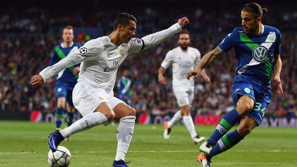 Cristiano Ronaldo,Ricardo Rodriguez
