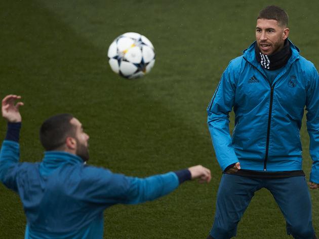 Sergio Ramos,Daniel Carvajal