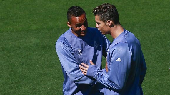 Cristiano Ronaldo,Danilo Luiz da Silva