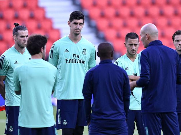 Gareth Bale,Thibaut Courtois,Eden Hazard