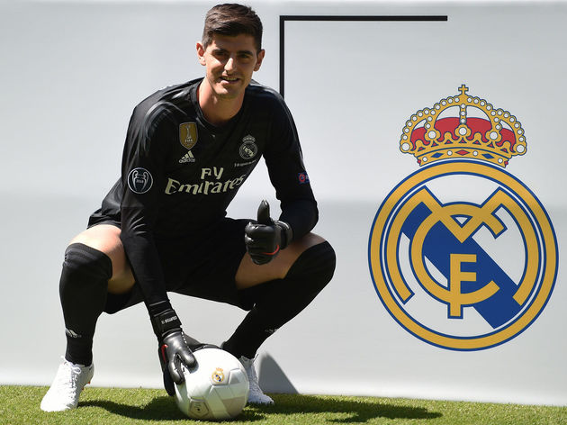 6f54f894ce8 No Tears  Why Chelsea Fans Will Not Miss Thibaut Courtois After Real ...