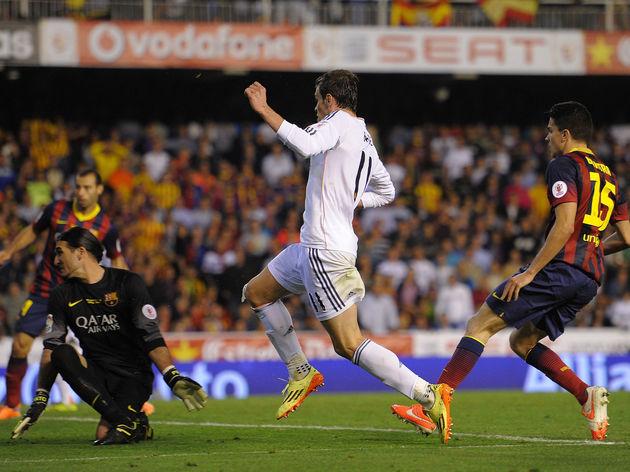 Gareth Bale,Marc Bartra,Jose Pinto