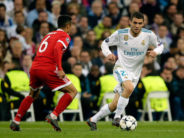 Real Madrid v Bayern Munchen - UEFA Champions League