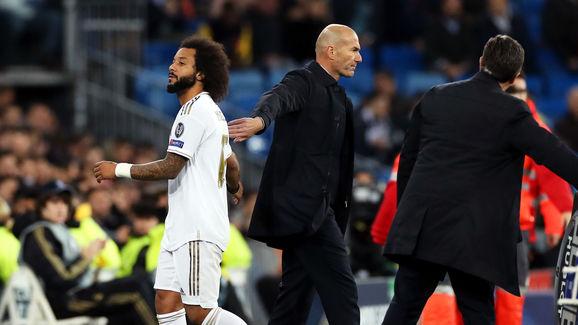 Marcelo,Zinedine Zidane