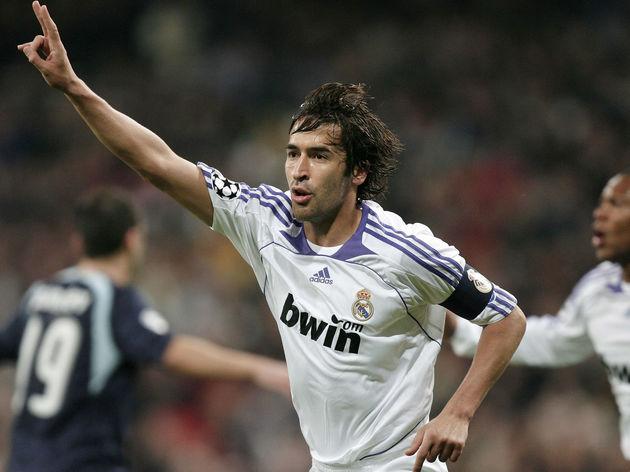 Real Madrid v Lazio - UEFA Champions League