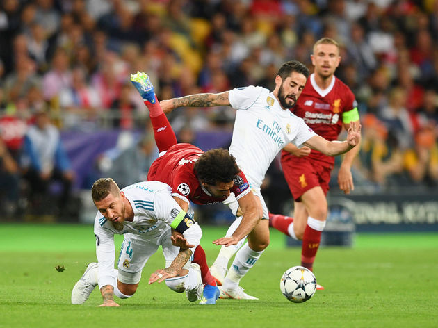 Real Madrid v Liverpool - UEFA Champions League Final