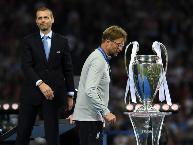 Sergio Ramos Sticks the Boot Into Jurgen Klopp in Response to Persistent Jibes From Liverpool Coach
