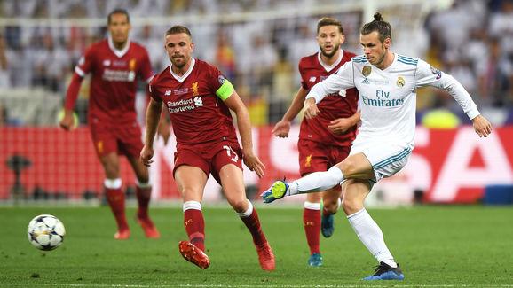 Gareth Bale,Adam Lallana,Jordan Henderson