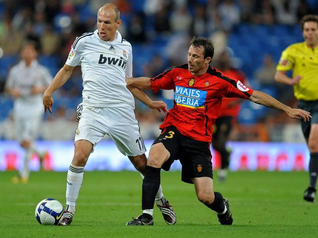 Jose Miguel Gonzalez,Arjen Robben