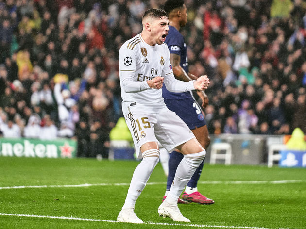 Federico Valverde Agrees New Real Madrid Contract as Reward for Outstanding  Form | 90min