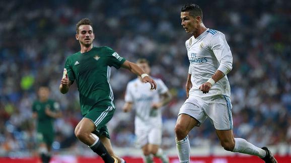 Cristiano Ronaldo,Fabian Ruiz