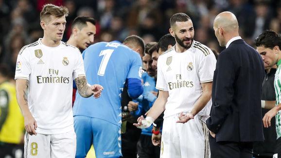 Karim Benzema,Toni Kroos,Zinedine Zidane