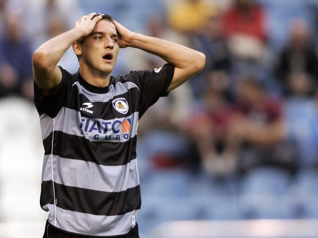 Real Sociedad?s forward serbian Darko Ko