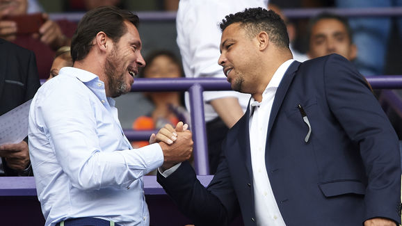 Real Valladolid CF v Deportivo Alaves - La Liga