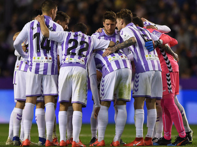Real Valladolid CF v Real Madrid CF - La Liga