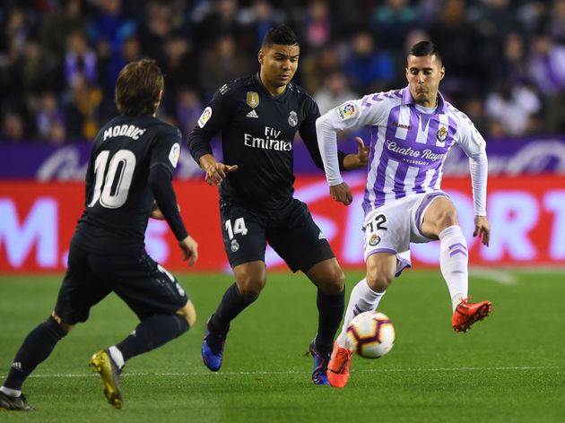 Sergi Guardiola,Luka Modric,Casemiro