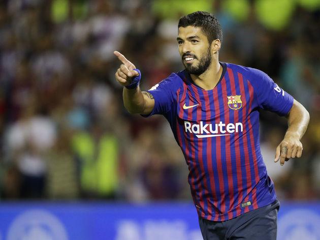 Real Valladolid v FC Barcelona - La Liga Santander
