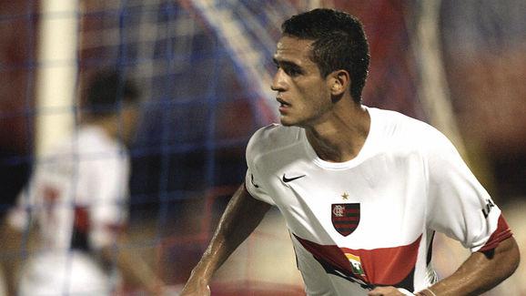 Renato Augusto of the Brazilian team Fla...