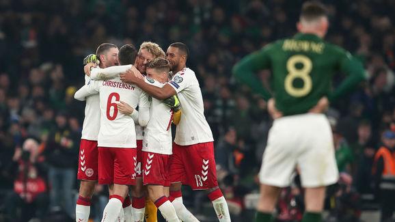 République d'Irlande contre Danemark - UEFA Euro 2020 Qualifier