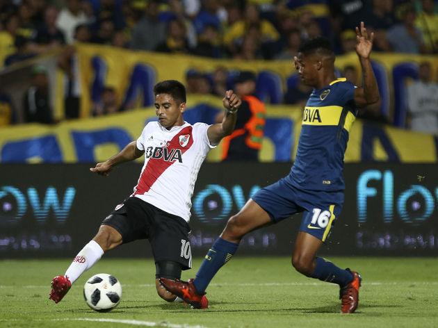 River Plate v Boca Juniors - Supercopa Argentina 2018