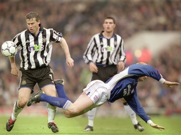 Rob Lee and Alun Armstrong