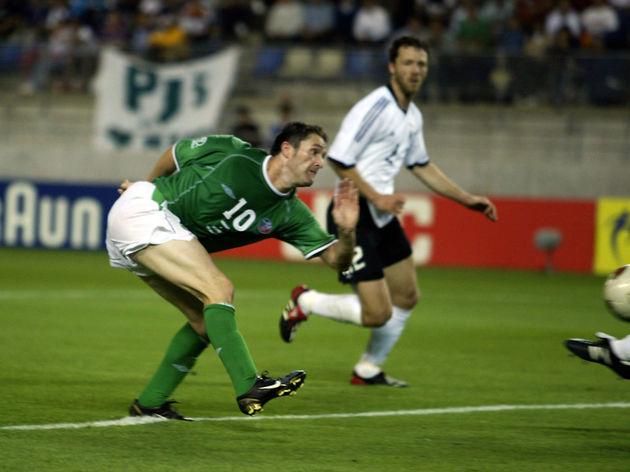Robbie Keane Goal