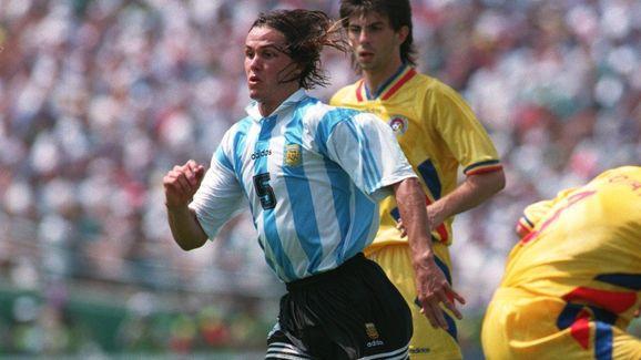 ROMANIA V ARGENTINA
