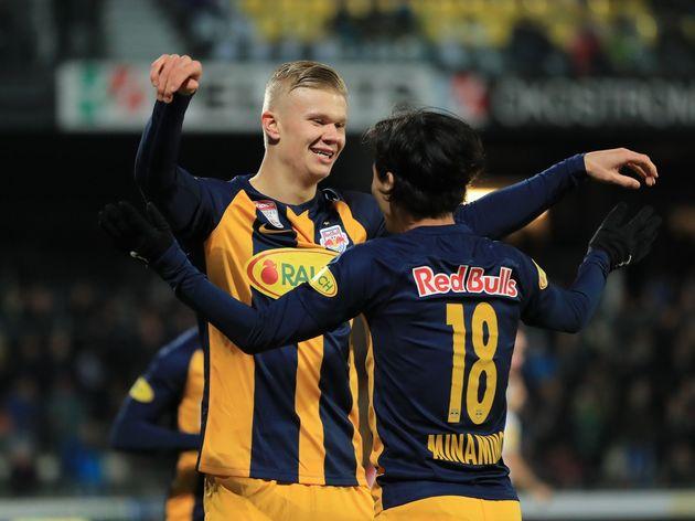 RZ Pellets WAC v FC Red Bull Salzburg - tipico Bundesliga