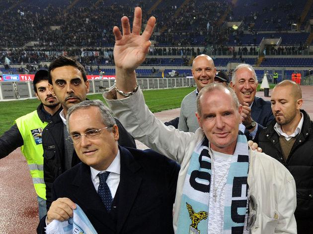 S.S. Lazio v Tottenham Hotspur FC - UEFA Europa League